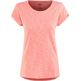 Mammut Togira - T-shirt manches courtes Femme - rouge